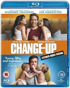 The Change-Up Jason Bateman and Ryan Reynolds star in this fantasy comedy as two friends who swap bodies. Old friends Dave (Bateman) and Mitch (Reynolds) have wildly differing lifestyles lawyer Dave is a family man http://www.MightGet.com/january-2017-12/the-change-up.asp