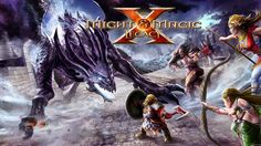 MIGHT AND MAGIC X LEGACY - CRACKED GAME FULL DOWNLOAD