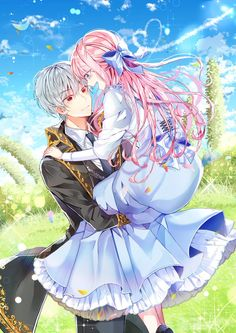 Extremely romantic novels you should read this weekend. ❤ Love is beautiful, love is cute ❤ Anime W, Anime Angel, Anime Art Girl, Kawaii Anime, Anime Guys, Anime Couples Drawings, Anime Couples Manga, Cute Anime Couples, Couple Manga
