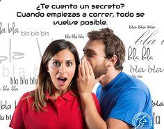 ¿Te cuento un secreto?