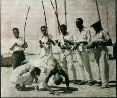 Historia: capoeira