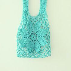 ByHaafner, crochet, market bag, Japanese crochet pattern