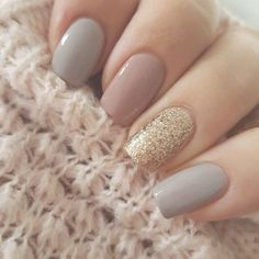 Awesome 60 Gold Nail Art For Your Holiday Vibes Ideas Awesome 60 Gold Nail Art For Your Holiday Vibes Ideas,Ongles Awesome 60 Gold Nail Art For Your Holiday Vibes Ideas nails art nails acrylic nails nails Gold Nail Art, Cute Acrylic Nails, Gold Nails, My Nails, Neutral Gel Nails, Acrylic Colors, Pink Grey Nails, Nude Nails With Glitter, Oxblood Nails
