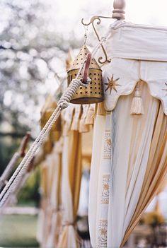 #lantern, #tents  Photography: J Wilkinson Co - www.jwilkinsonco.com  Read More: http://www.stylemepretty.com/2014/08/13/tented-arabian-wedding-in-texas/