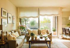 Casinha colorida: Suavidade e encanto em um apartamento campestre