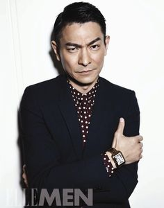 Andy Lau as Mr. Lang