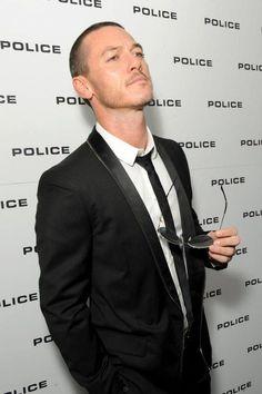 Police Eyewear Launch 24 Jan - Фотоальбомы - Luke Evans (Люк Эванс)