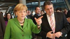 27 Nov. Merkel forms new German coalition government