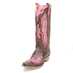 Old Gringo Purple Eagle Cowgirl Boots|All Womens Western Boots