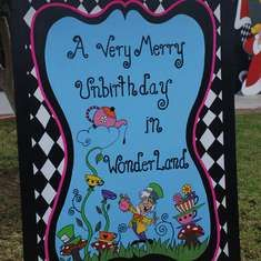 Alice in Wonderland / Mad Hatter party - Alice in Wonderland, Mad Tea Party