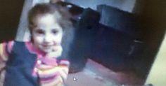 'Para ela a vida é assim', diz pai de síria de 5 anos que só conhece a guerra