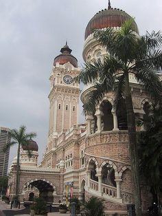 Merdaka Square ~ Kuala Lumpur ~ Malaysia