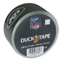 NFL Licensed Duck Tape® - New York Jets