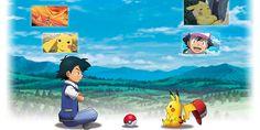 Pokémon the Movie: I Choose You! - Il primo incontro tra Ash e Pikachu nei primi 2 trailer - Sw Tweens