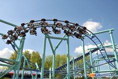 4/13 | Photo du Roller Coaster Jimmy Neutrons - Atomic Flyer situé à Movie Park Germany (Allemagne). Plus d'information sur notre site http://www.e-coasters.com !! Tous les meilleurs Parcs d'Attractions sur un seul site web !! Découvrez également notre vidéo embarquée à cette adresse : http://youtu.be/oYHYQodO8u4