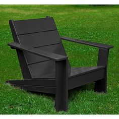 Cool Modern Adirondack Chair Love It Screened In Porch Furniture Outside