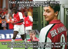 Arsene Wenger Genius?