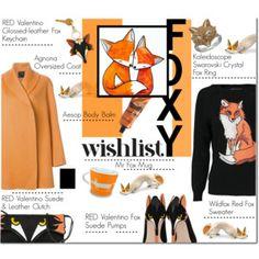 Foxy Wishlist