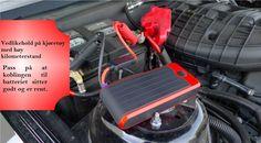 Vedlikeholdsoppgaver man bør utføre hvert år for biler med høy kilometerstand Rengjør batteriet og koblingene. #sommerdekk