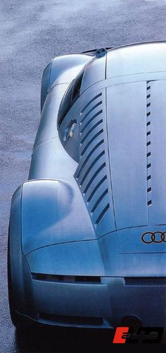 2000 | Audi Rosemeyer (W16)