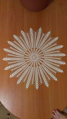 Crochet Art: Crochet Doilies P Free Crochet Doily Patterns, Crochet Doily Diagram, Crochet Art, Modern Crochet, Crochet Home, Thread Crochet, Filet Crochet, Irish Crochet, Crochet Motif