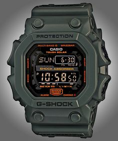 GXW-56KG-3JF King G-Shock Army Green Military