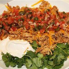 Mexican Style Shredded Pork Allrecipes.com