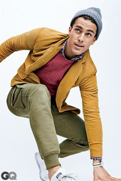 Vintage Fall Colors Are Back In Season | GQ