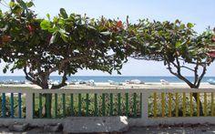 Malecón, Puerto Cayo, Ecuador