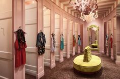 Your dressing rooms might not look like these... but I betcha some of the ideas here will inspire you.