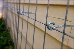 hog wire trellis - Google Search More
