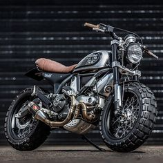 Custom @scramblerducati by @downandoutcaferacers | Photo by @motorcycle_photo_guy #downandoutcaferacers #ducati #scramblerducati #ducati803 #scramblersandtrackers #scrambler #tracker #scramblers #trackers regram @scramblerstrackers http://ift.tt/2b5dCce