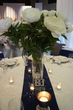 The Tailrace Centre is a modern and fresh venue for both events, conferences and weddings in Launceston. Centre, Workshop, Navy Blue, Events, Table Decorations, Pearls, Bridal, Cream, Classic