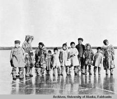 Taken at Bethel, Alaska. Aug. 1915. :: University of Alaska Fairbanks