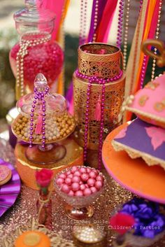 Marissa's birthday, An Arabian Nights themed party with a beautiful Moroccan feel by Sweet Bambini Event Styling