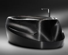 [Carbon Fiber Bathrub] Will it make me bathe faster?
