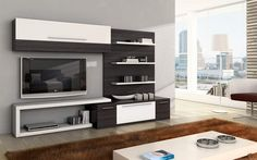 mueble de television minimalista - Buscar con Google