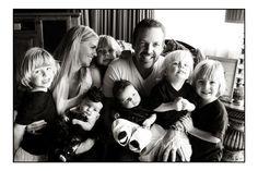 The Boreyko family...a family that I admire.