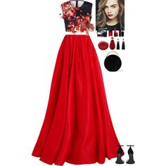 Event by eliza-redkina on Polyvore featuring мода, Clover Canyon, Reem Acra, Yves Saint Laurent, Eddie Borgo, Nush, Christian Dior, Marc Jacobs, MAC Cosmetics and NARS Cosmetics