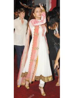 Aishwarya Rai White Anarkali Suit Check our New Bollywood collection, http://20offers.com/aishwarya_rai_white_anarkali_suit?search=aish#.Uzz7-qiSzxA , Available for shipping worldwide,  Buy Bollywood Sarees at lowest price in USA, CANADA, AUSTRALIA, NEW ZEALAND, SINGAPORE, MALYASIA ,UK, NETHERLANDS, FRANCE, JERMANY - Indian Clothing Online!
