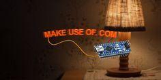 Make a POV LED Air Writer for Under $5