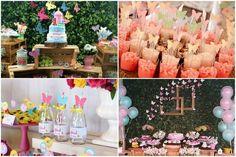 Definir o tema de uma festa infantil não é tarefa fácil para todo mundo. O tema de borboletas é simples e garante uma decoração linda e colorida!
