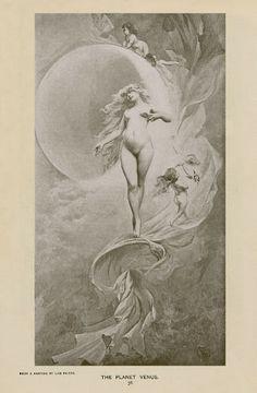 Les Rétro-Galeries de Mr Gutsy: Luis Ricardo Falero (1851-1896)