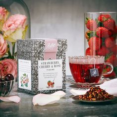 Meet our beautiful new range of delicate traditional teas and colourful caffeine-free tisanes. All blended the Bettys way for amazing flavour every time. Which one will you choose?