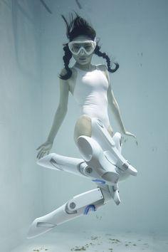 古賀学による「水の中の女の子」に恋するプロジェクト