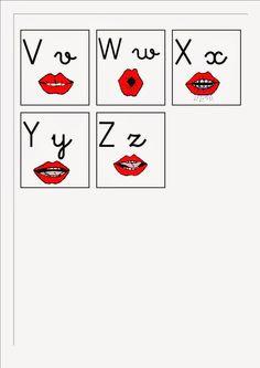 dibujo articulacion fonema d - Buscar con Google