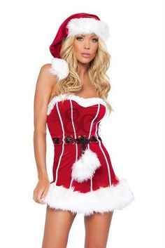 Idea simply Hot girls in naughty santa outfits think