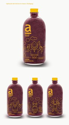 Api Packaging - Icons of Bolivia (Concept) on Packaging of the World - Creative Package Design Gallery
