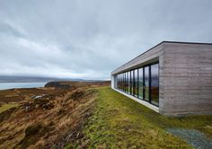 Cliff House in Galtrigill by Dualchas Architects