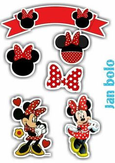 Mickey E Minnie Mouse, Minnie Mouse Theme Party, Mickey Mouse Clubhouse, Disney Mickey, Diy Party Decorations, Birthday Decorations, Party Themes, Scrapbook Da Disney, Minnie Mouse Pictures